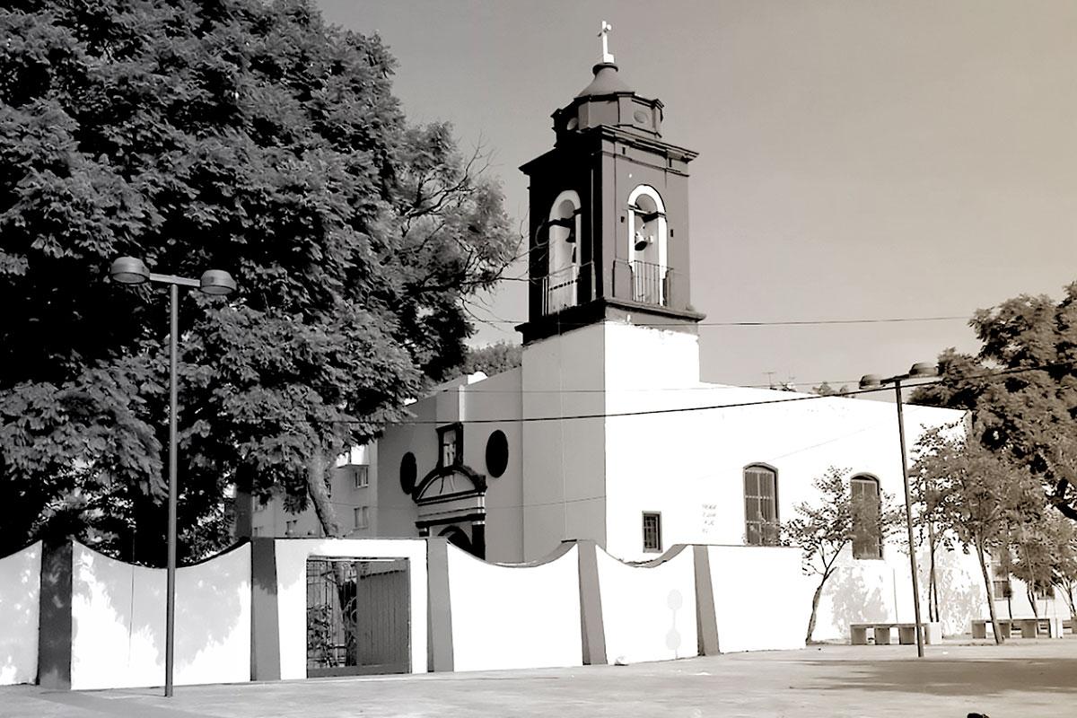 San Jeronimito, en La Candelaria