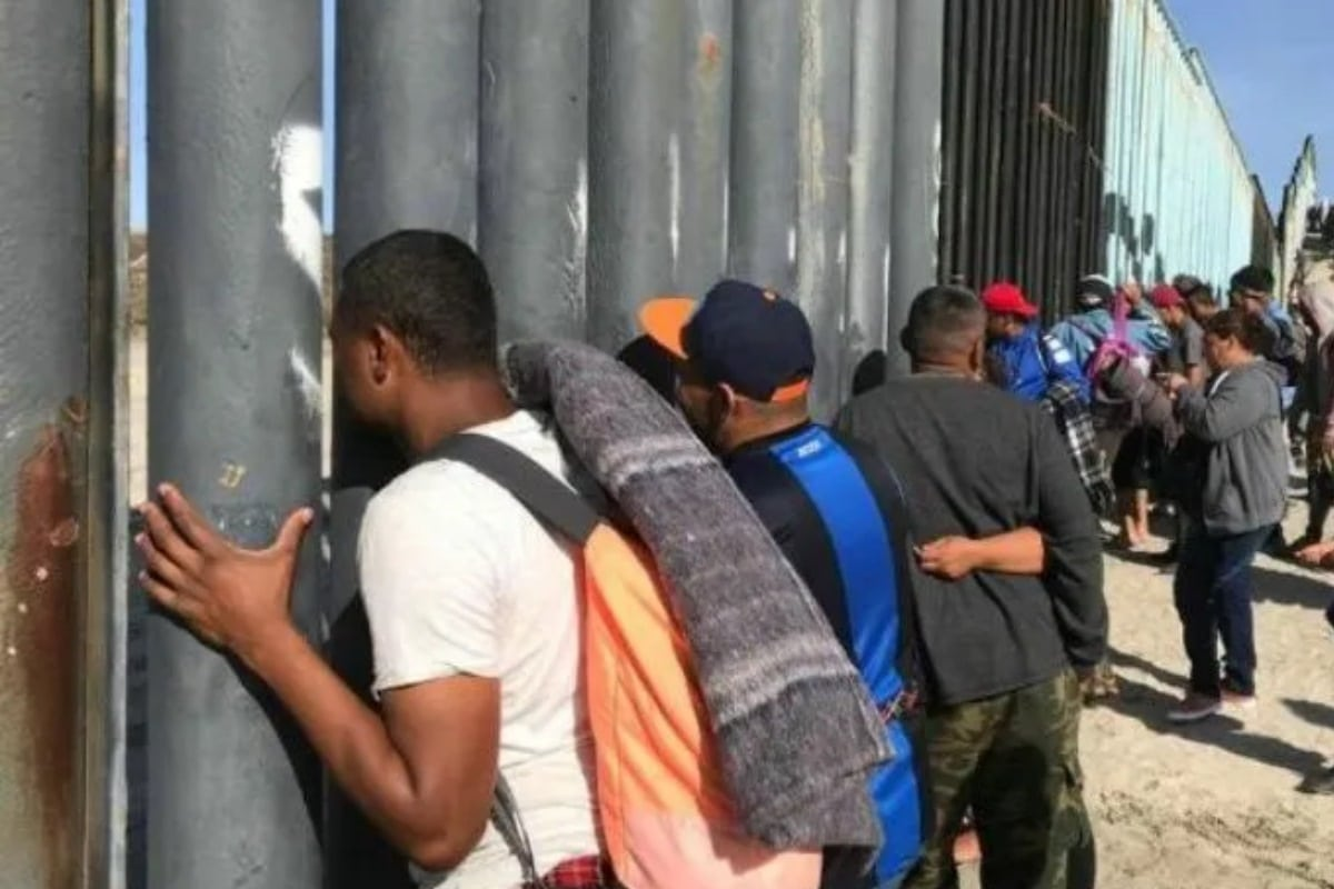 México, trato indigno a migrantes