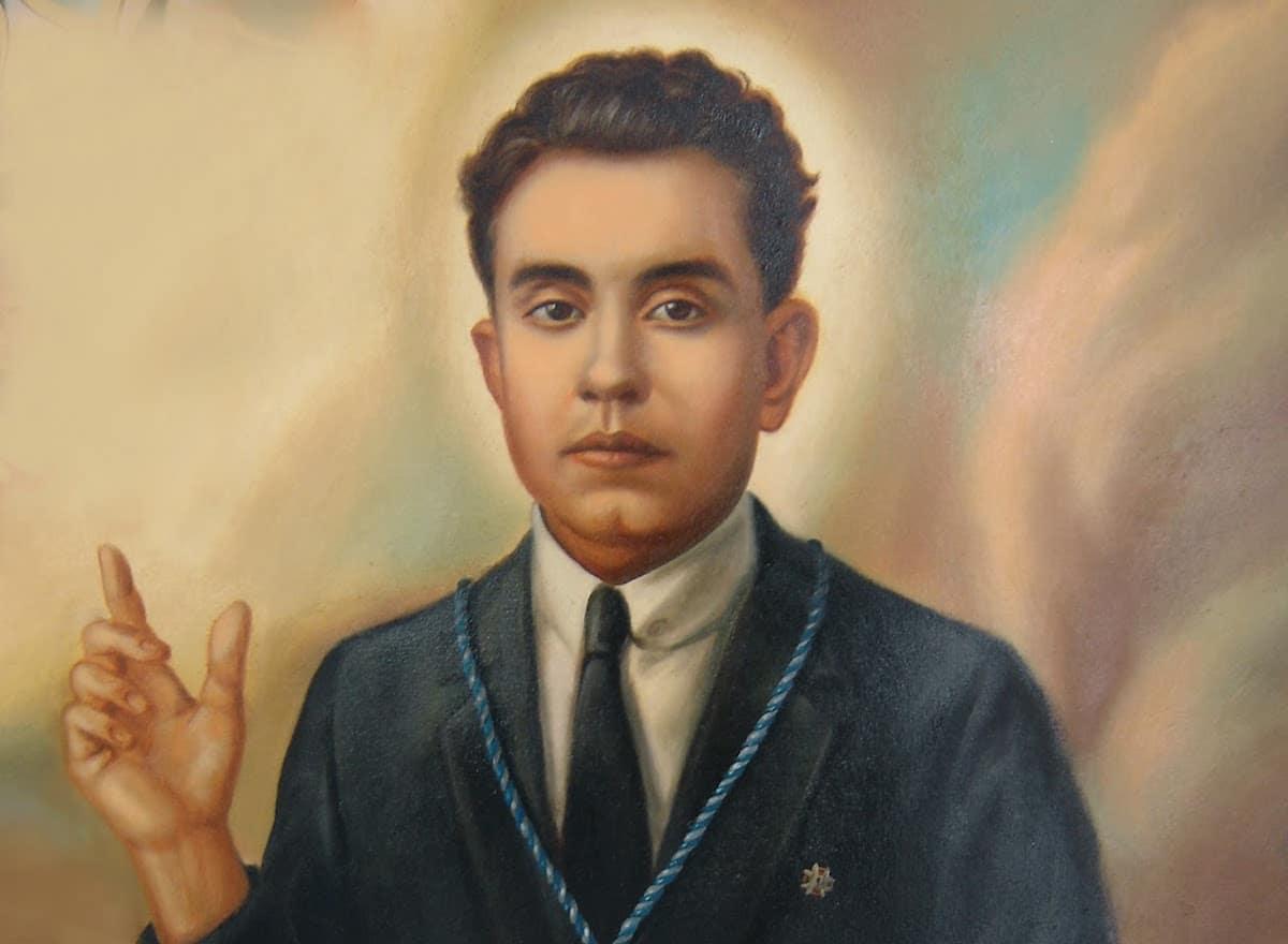 El beato Anacleto González Flores fue mártir de la Guerra Cristera.