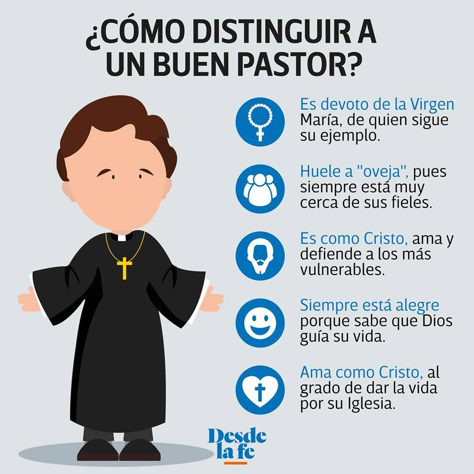 ¿Cómo distinguir a un buen pastor?