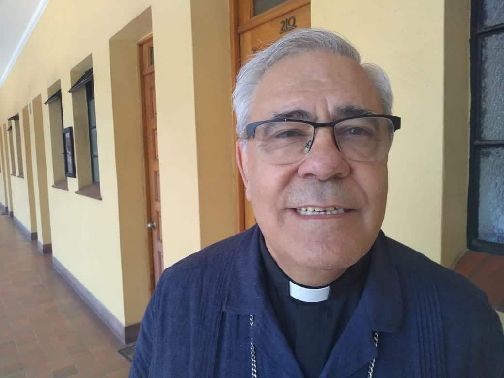 Monseñor Francisco Javier Martínez, Arzobispo de Granada.