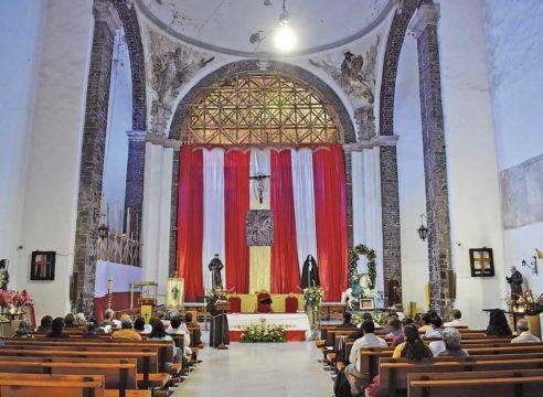 Conoce las primeras parroquias que existieron en la Ciudad de México