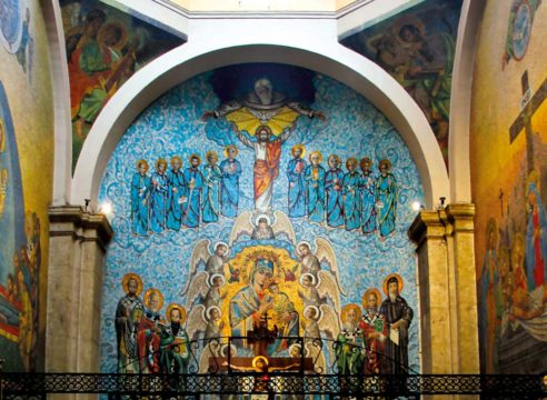 Catedral greco-melquita en México, joya que une Occidente con Oriente