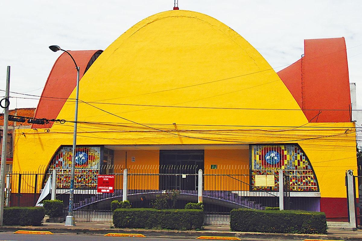 Los servicios están disponibles todos los días en San Antonio de Padua de las Huertas.