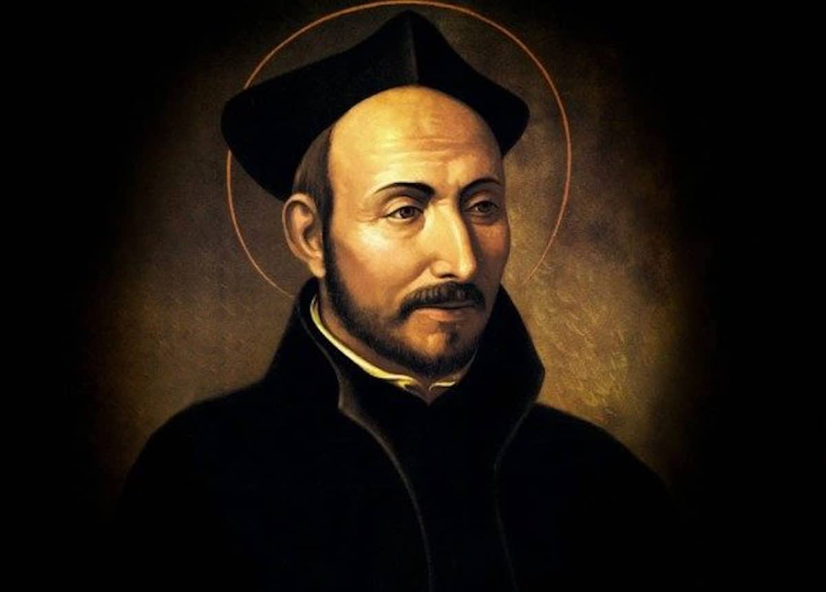 San Ignacio de Loyola. Foto: Vatican Media