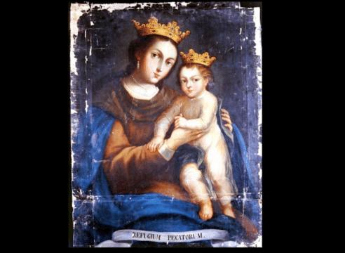 Conoce la historia de la imagen de Nuestra Señora del Refugio
