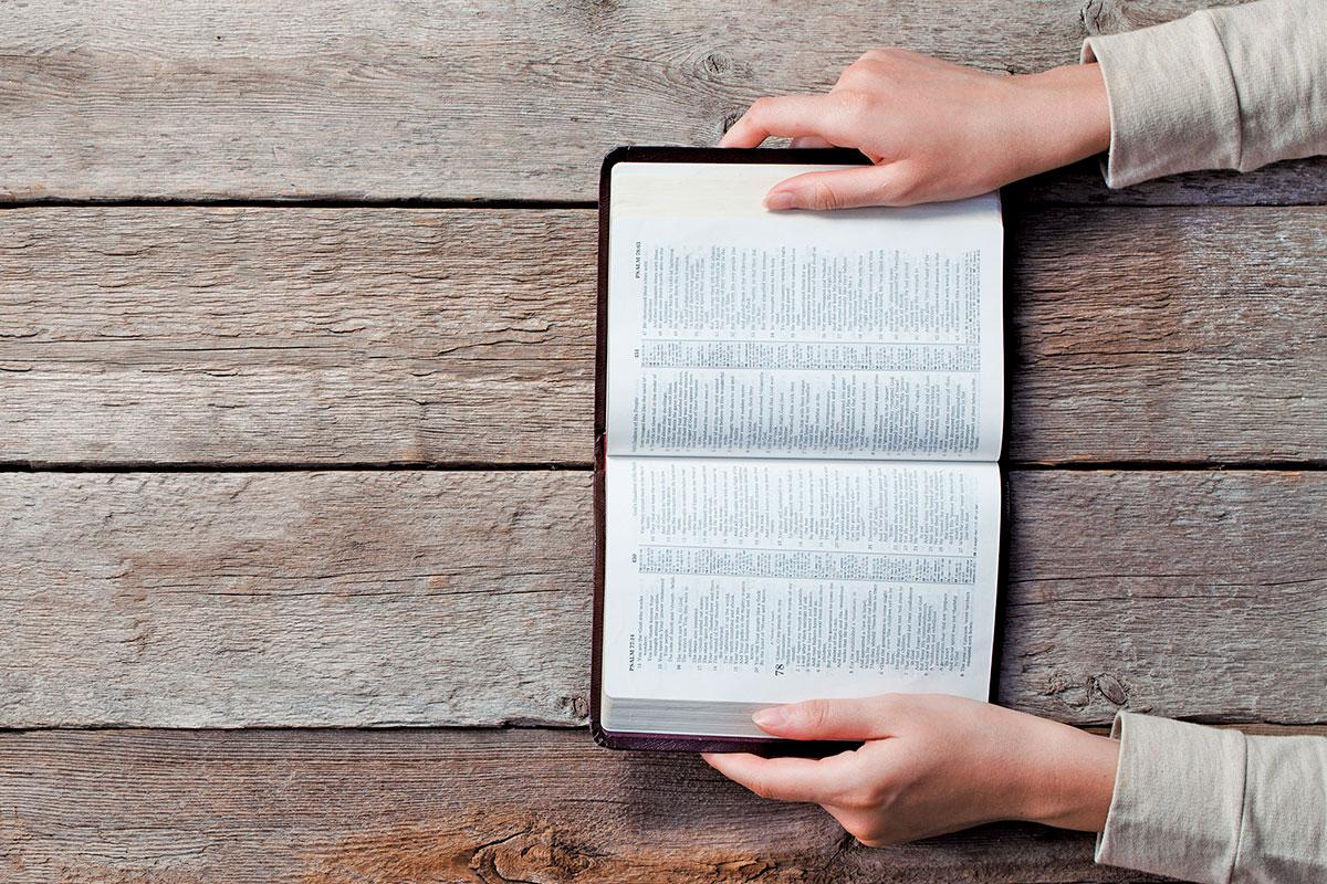 Formas de leer la Biblia