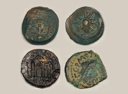 La Biblia y la numismática en tiempos de Cristo