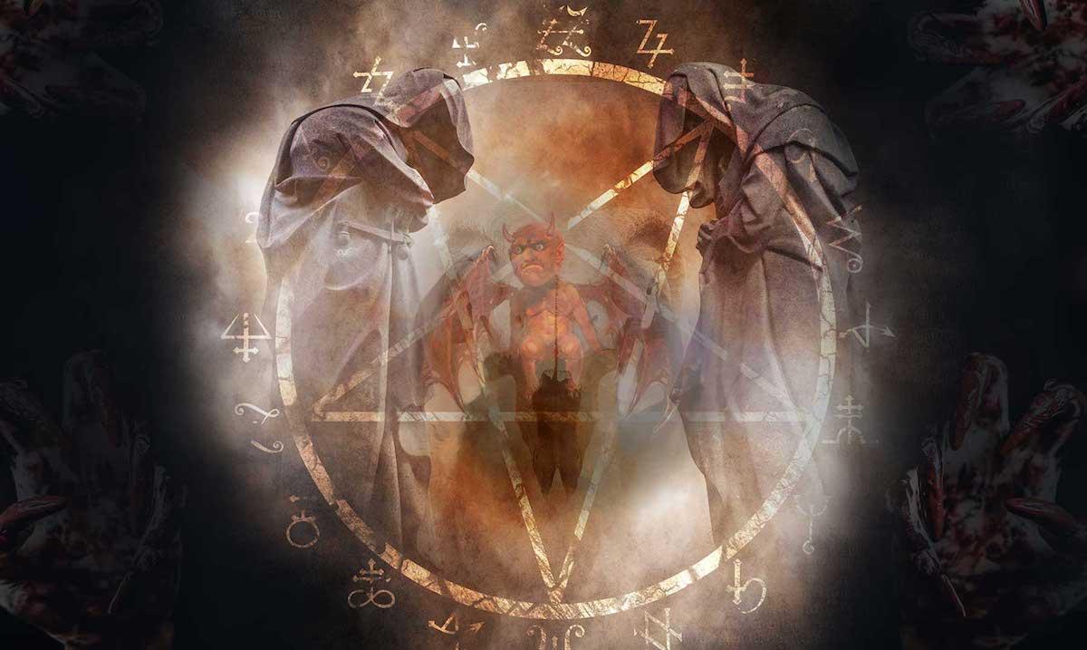Hechicería, brujería y demonios