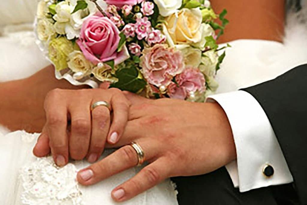 El Sacramento del Matrimonio.