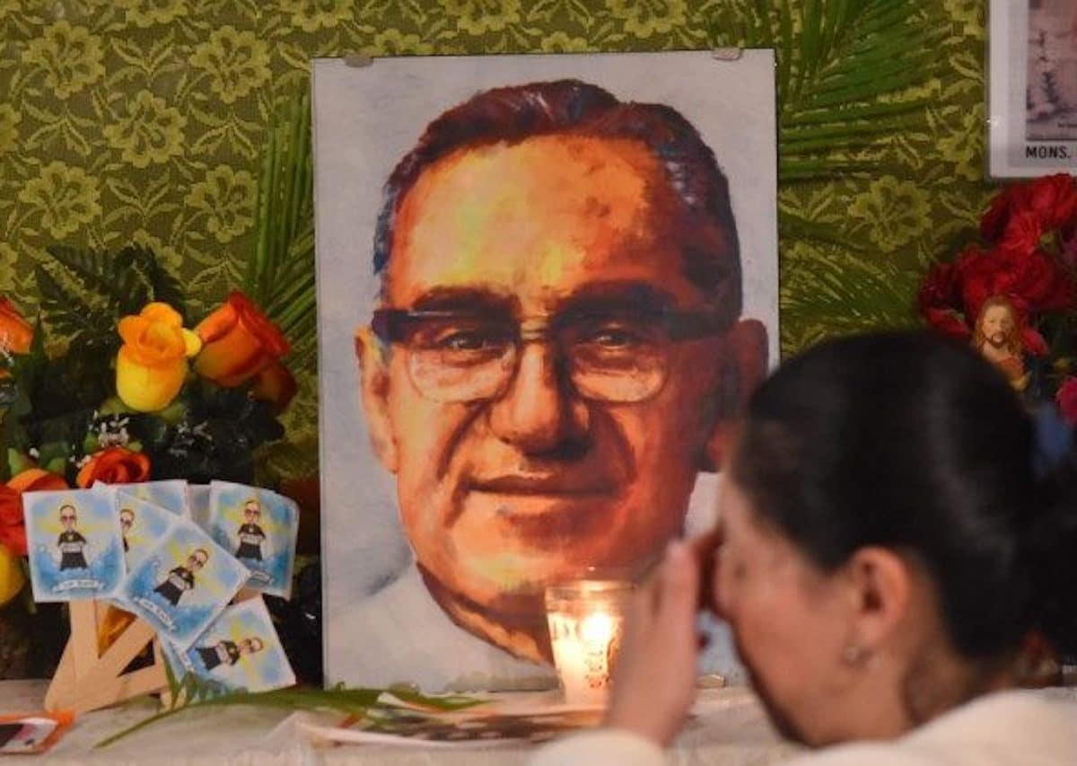 San Óscar Romero fue un defensor de los derechos humanos. Foto: Vatican Media