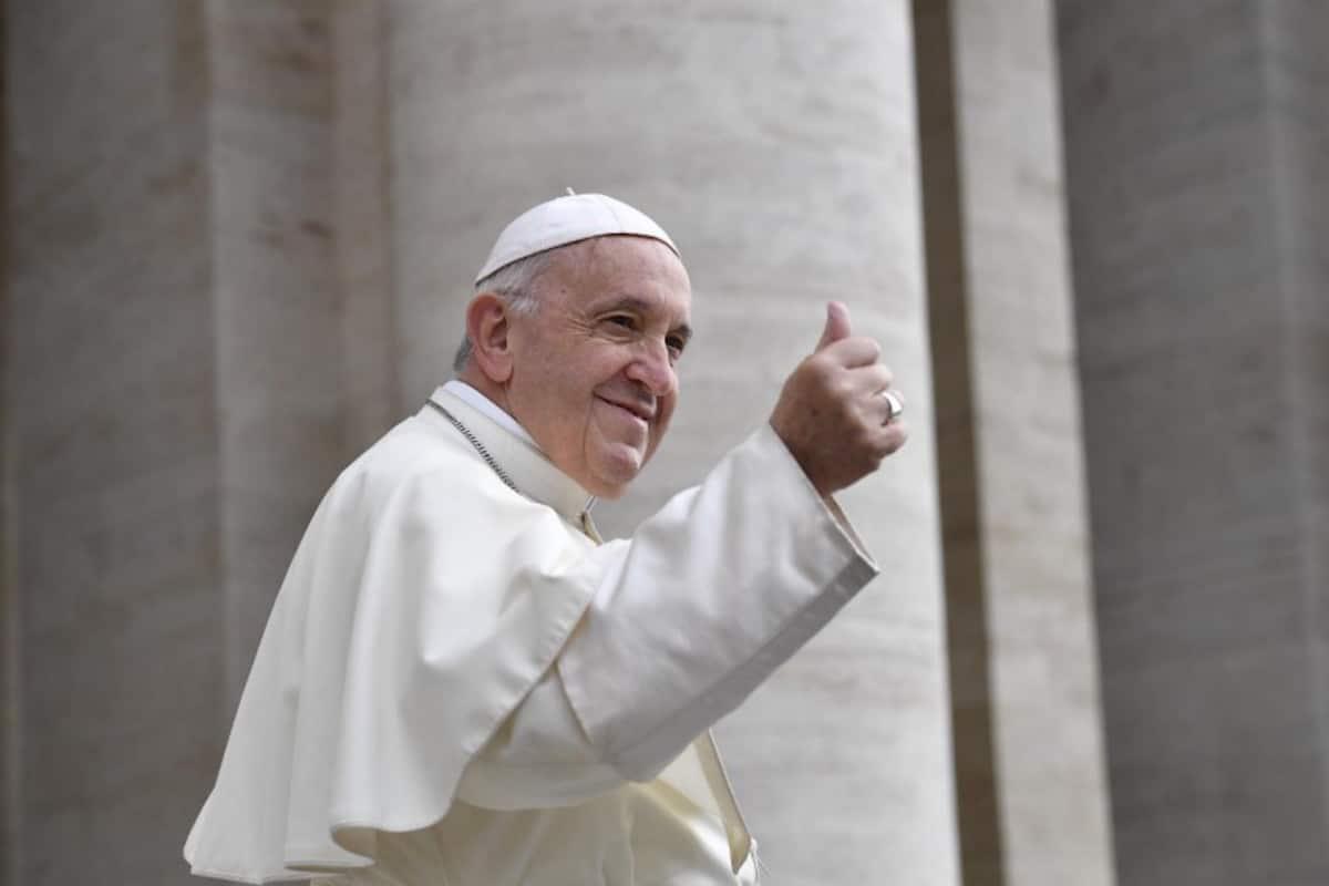El Papa Francisco. Foto: Vatican Media