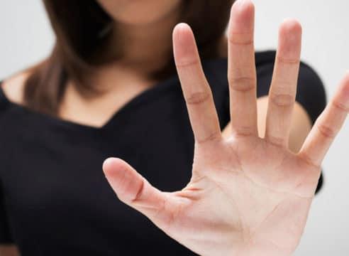 No más violencia contra la mujer