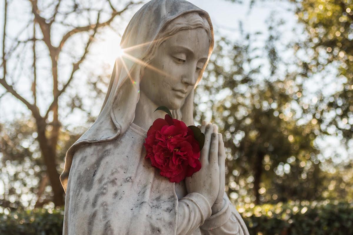 La Virgen María, nuestra intercesora. Foto: Moisés Becerra/Cathopic