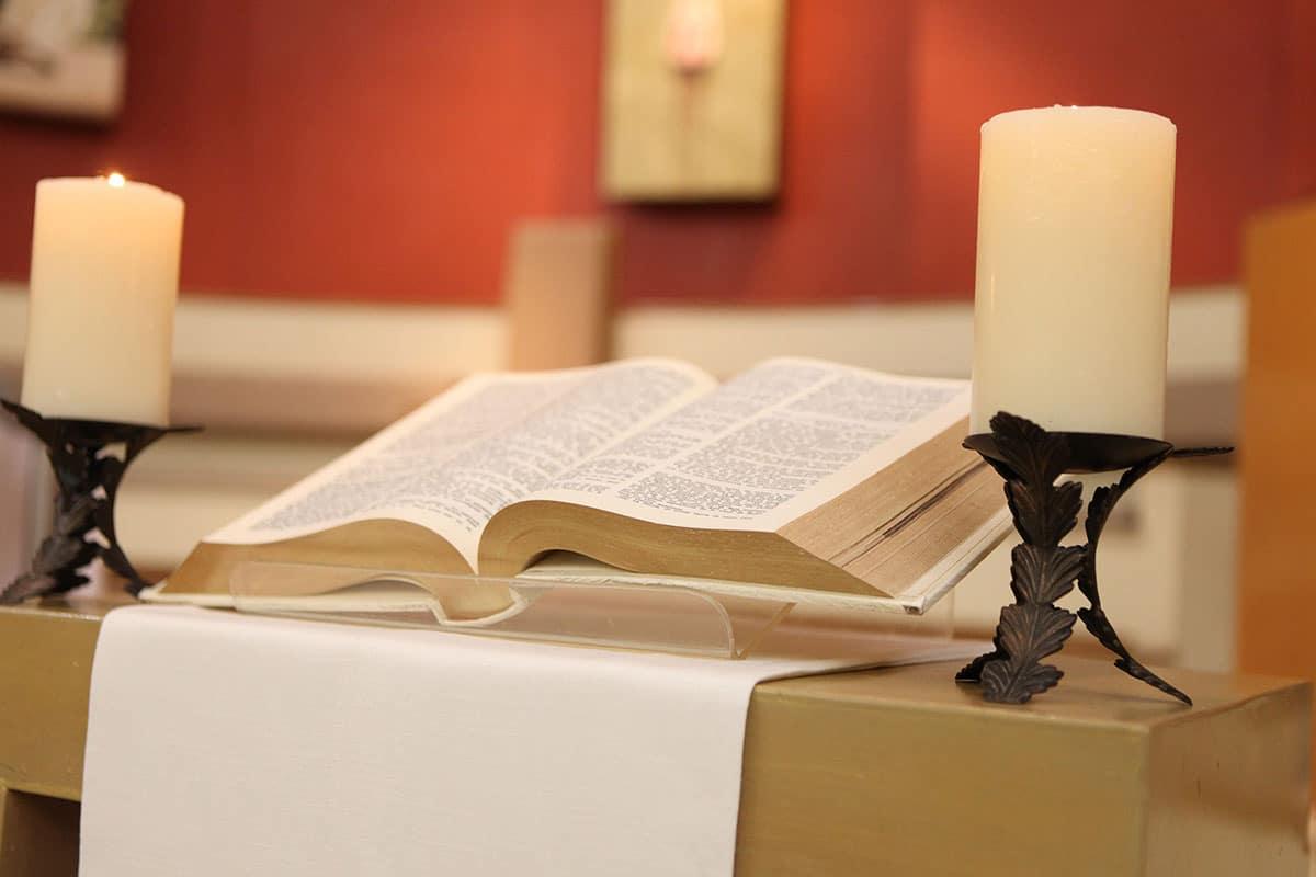 La Biblia es Palabra de salvación
