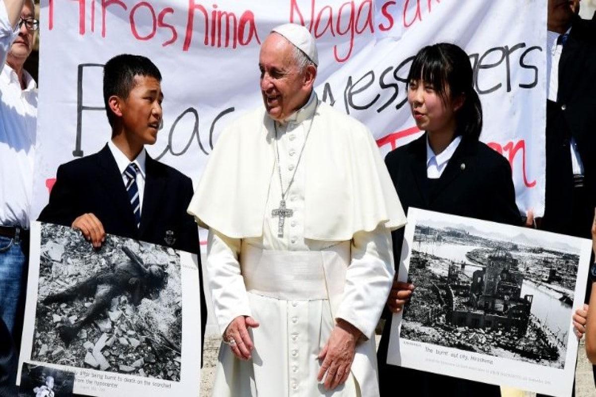El Papa viajará a Japón y Tailandia. Foto Vatican Media