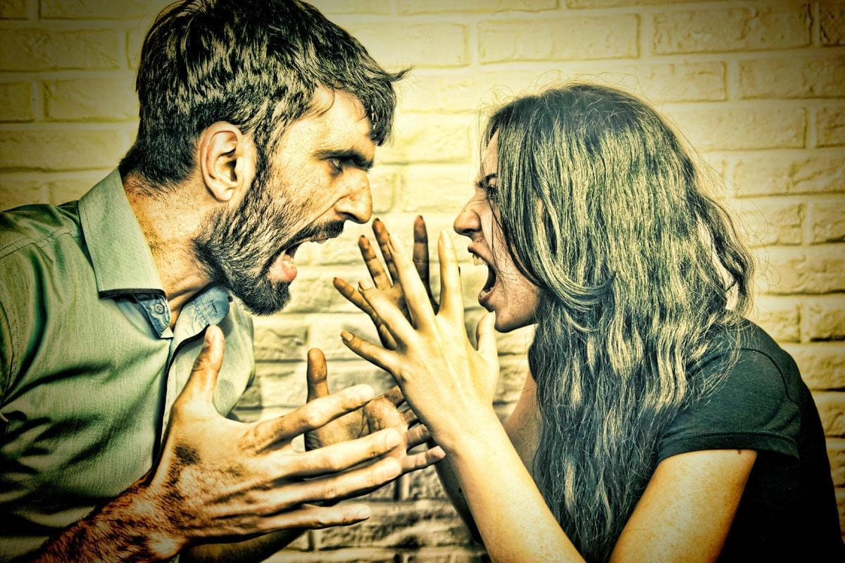 La ira es uno de los 7 pecados capitales.