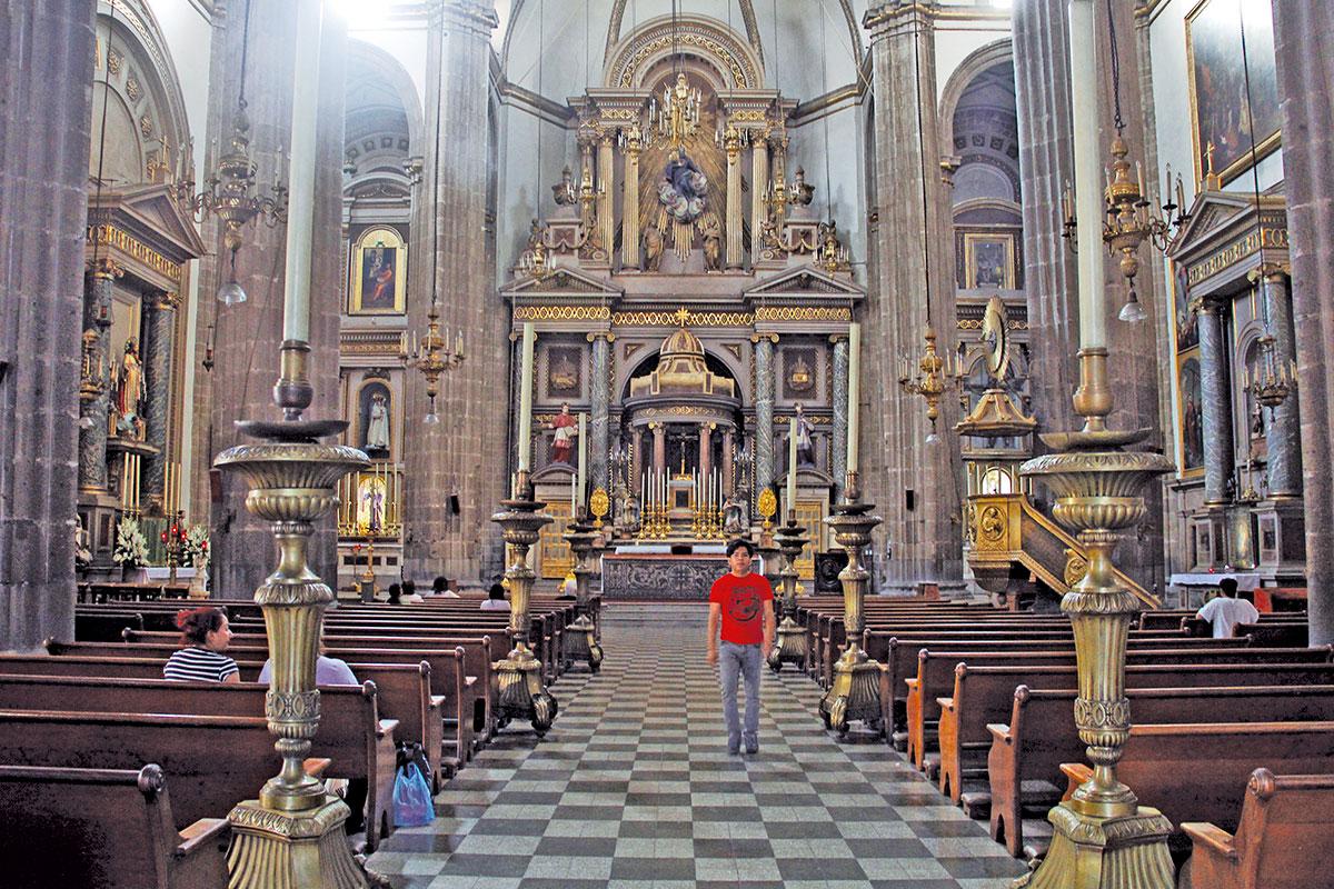 La iglesia de la Profesa Foto Alejandro García 2