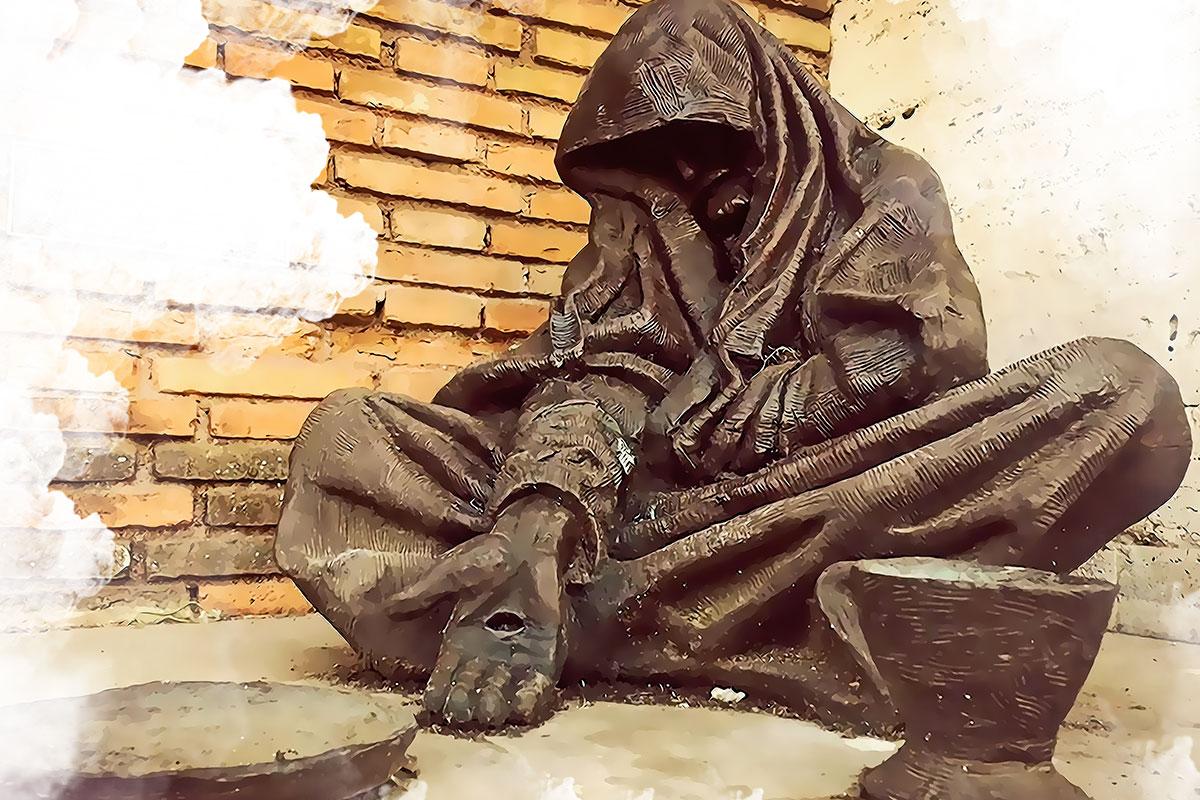La pobreza y la caridad ante los ojos de Dios | Desde la Fe