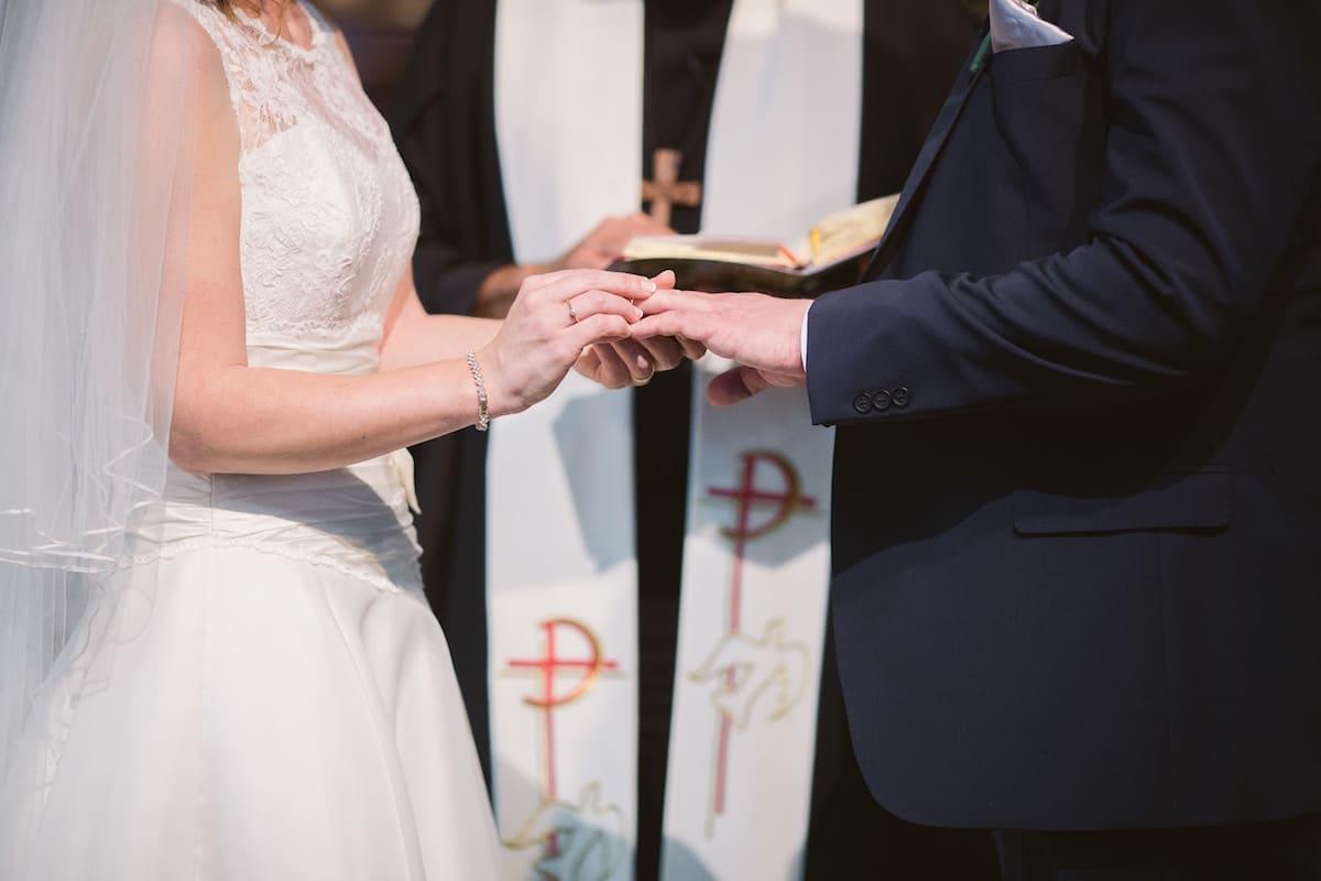 Casarse por la Iglesia es responder a un llamado vocacional. Foto: Cathopic