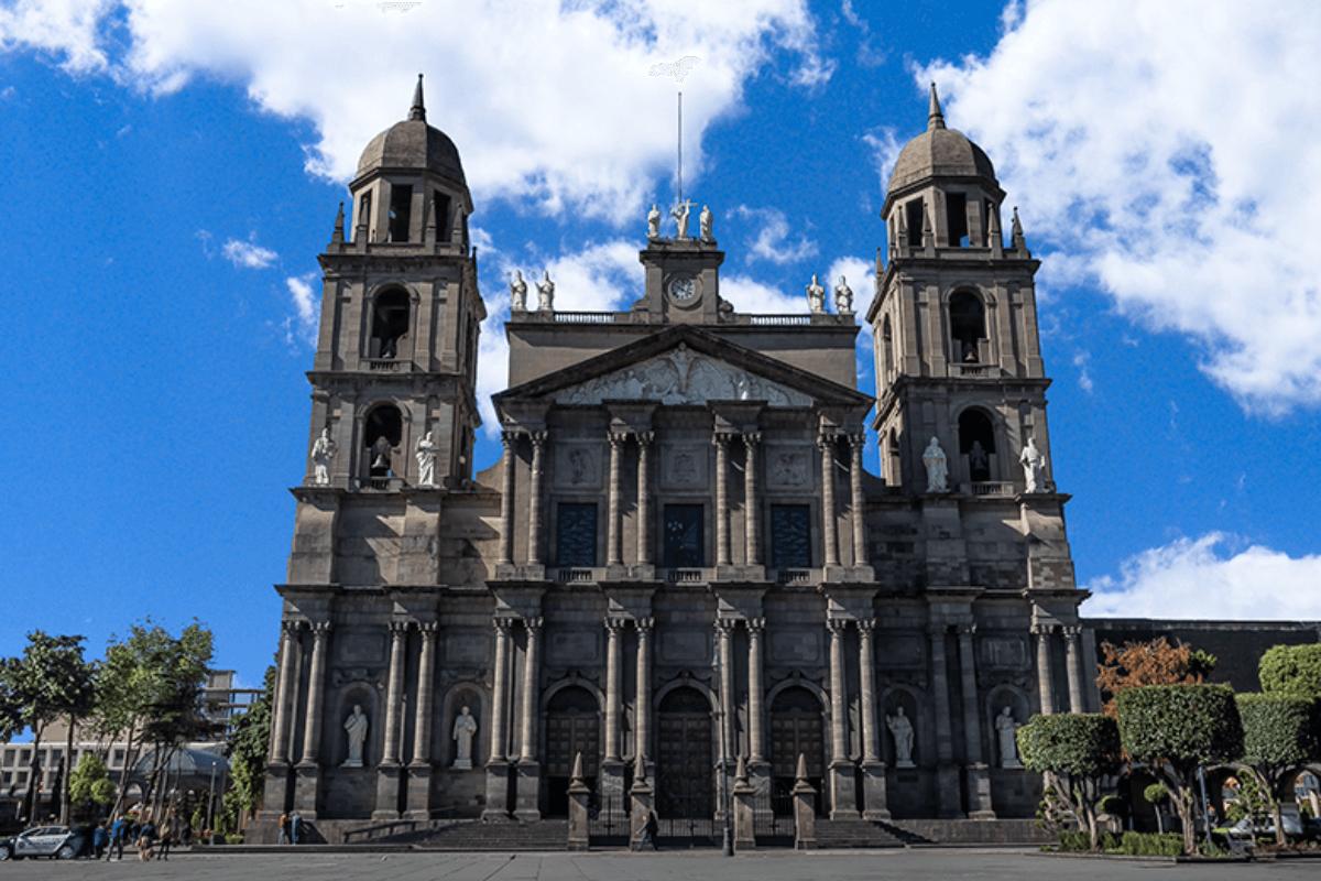 La Catedral de Toluca.