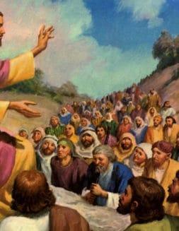¿A qué se refería Jesús cuando pidió 'sean perfectos'?