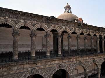 Exconvento de la Merced, en la Ciudad de México. Foto: INAH