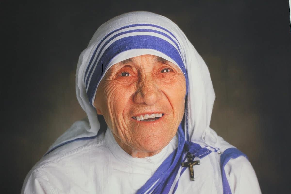La Madre Teresa de Calcuta fue canonizada en 2016. Foto: Archivo
