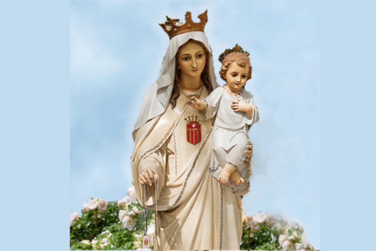 Nuestra Señora de la Merced.