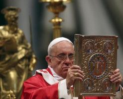 La Carta del Papa Francisco, a 1600 años de la muerte de San Jerónimo