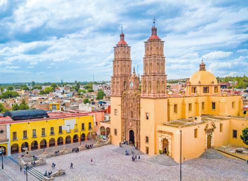 Esta es la iglesia donde Miguel Hidalgo dio el Grito de Independencia