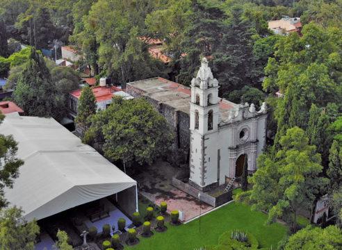 San Jerónimo: Conoce más de uno de los templos más bellos de CDMX
