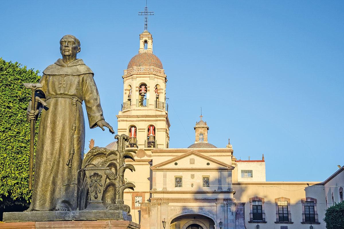 Convento de la Santa Cruz. Foto Especial