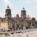 Lanzan campaña para ayudar a la Catedral Metropolitana de México