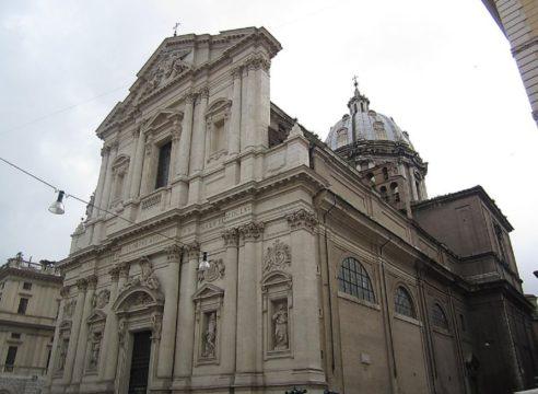 Conoce la Basílica romana de Sant'Andrea della Valle