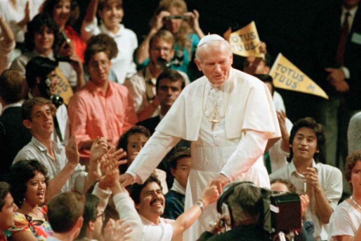 San Juan Pablo II.