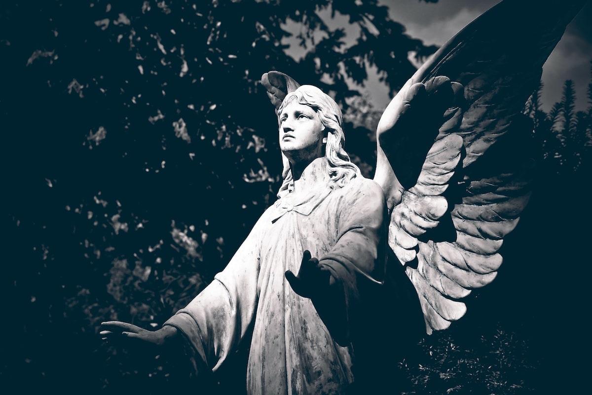 Los ángeles son servidores y mensajeros de Dios. Foto: Cathopic