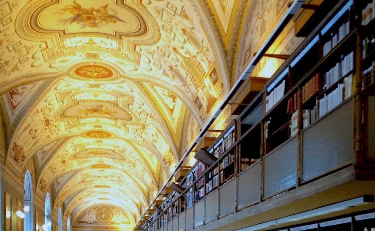 Imágenes del Archivo Apostólico Vaticano. Foto: Vatican Media
