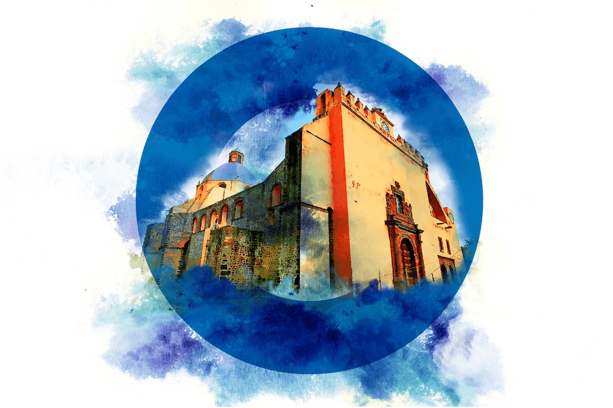 La Parroquia de San Bernardino de Siena es la Catedral de la diócesis de Xochimilco.