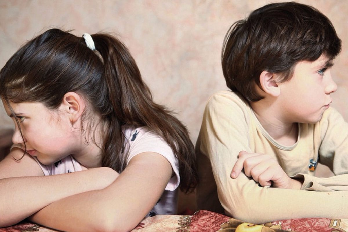 ¿Tus hijos pelean demasiado?