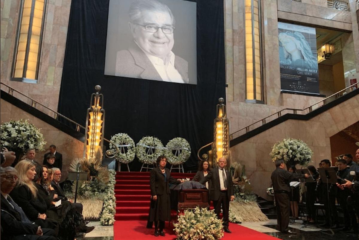 Miguel León-Portilla falleció el 1 de octubre a los 93 años de edad. Foto: Instituto Nacional de Bellas Artes y Literatura