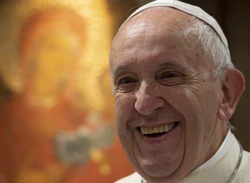 El diario del Papa Francisco en México