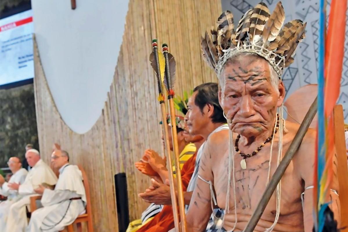 Sínodo de la Amazonia. Foto L´Obsservatore