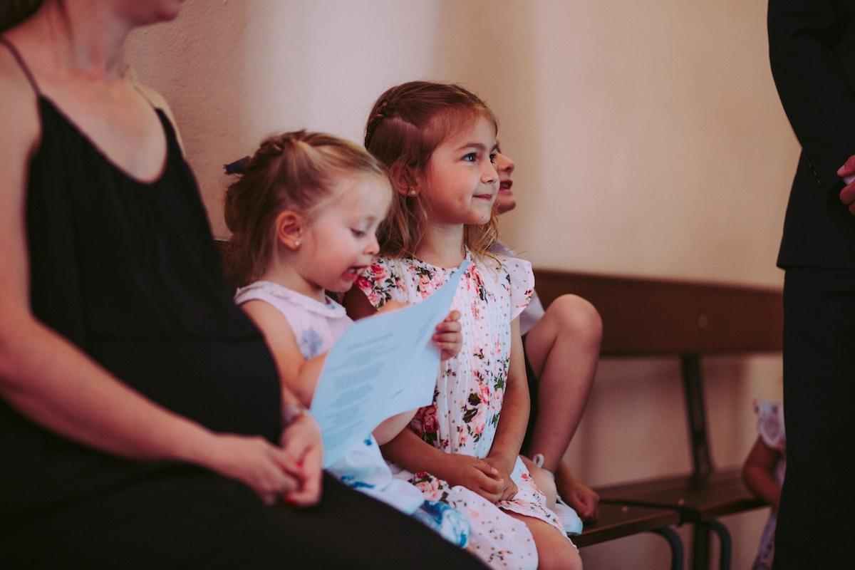 Existen formas de fomentar las virtudes en los niños. Foto: Cathopic
