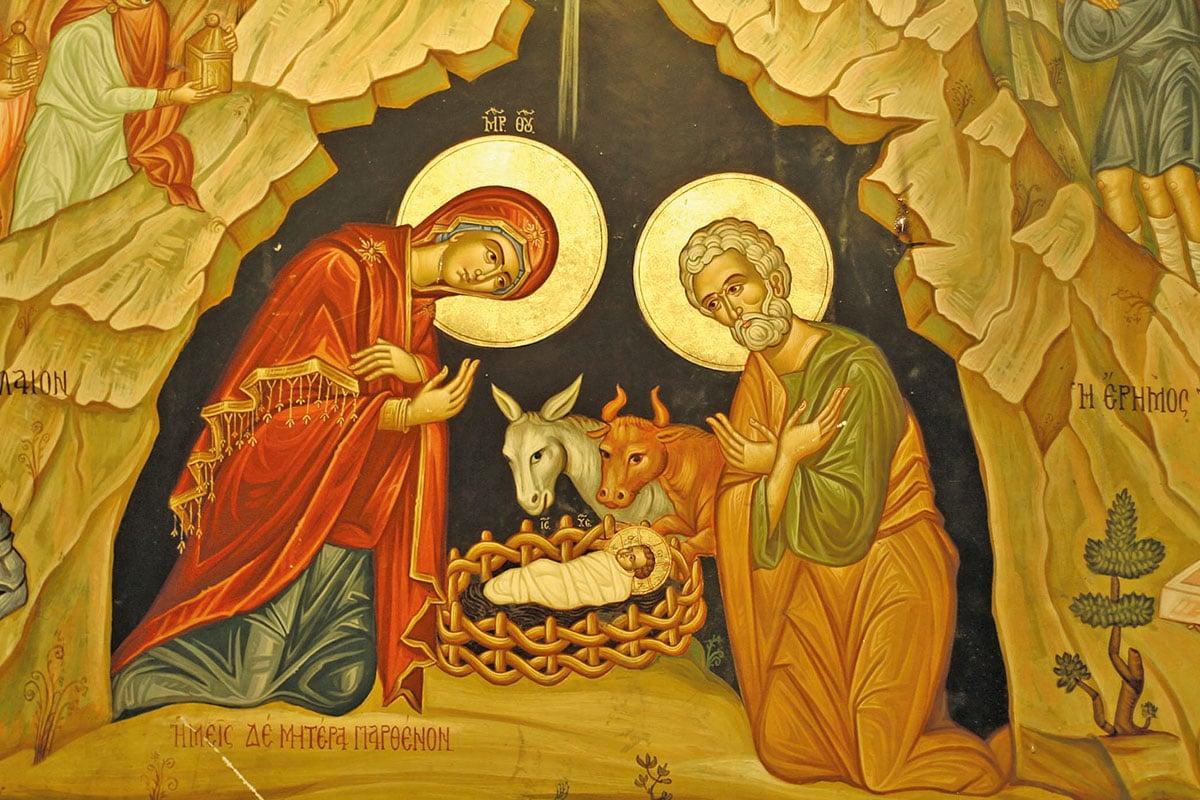 La Navidad significa ir al encuentro de Jesús.