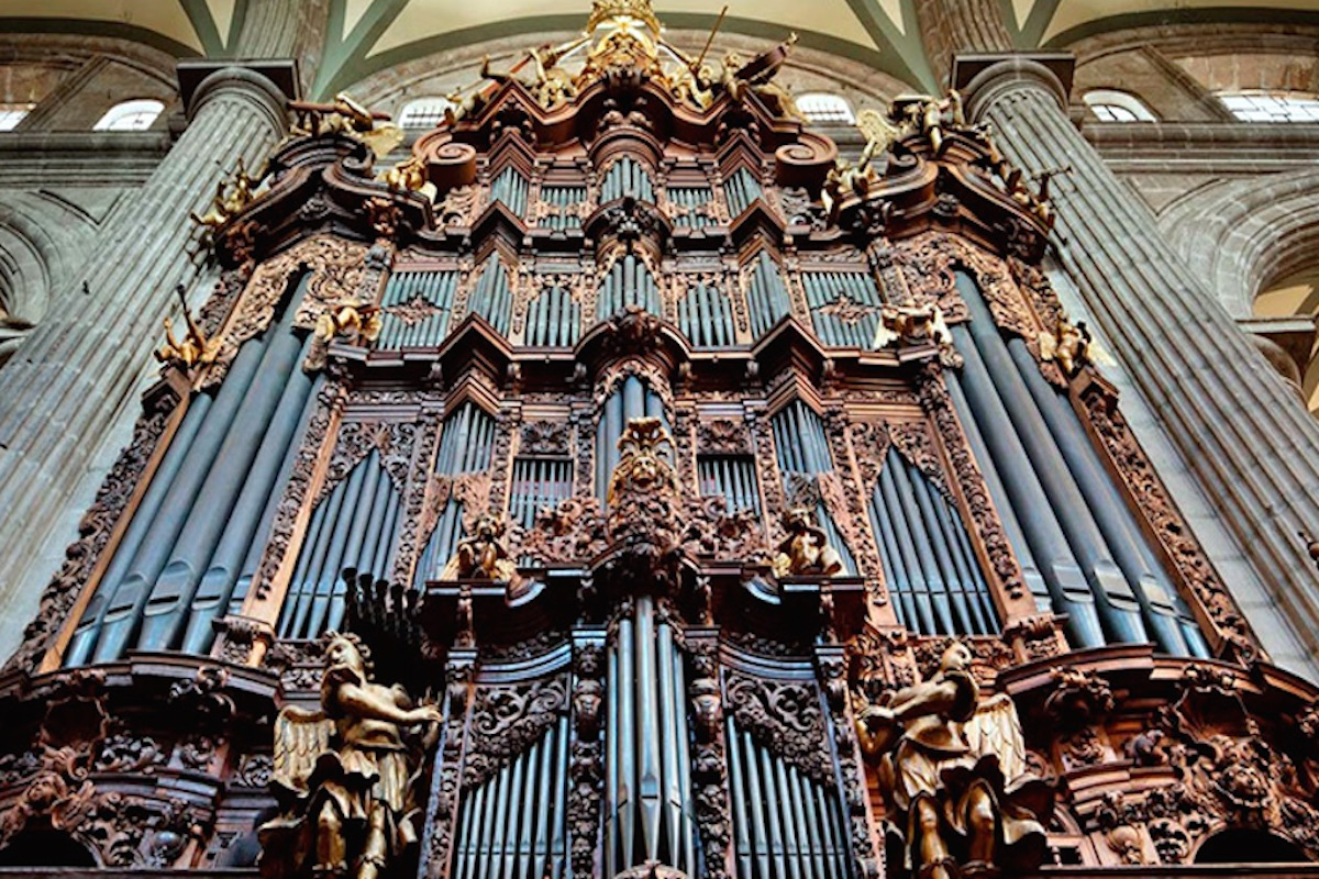 Órgano Monumental de la Catedral Metropolitana