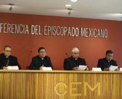 La Iglesia en México responderá a petición de disculpa de AMLO en 2021