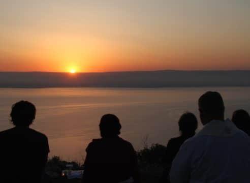 Inicia cuenta regresiva para la peregrinación de sanación en Tierra Santa
