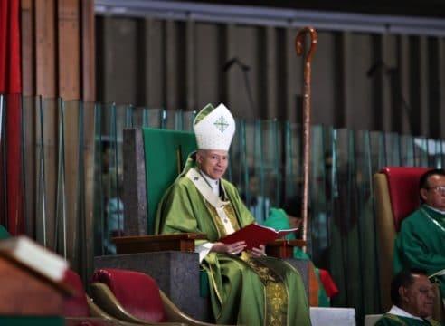 Homilía del Cardenal Carlos Aguiar en el XXXII Domingo del tiempo ordinario