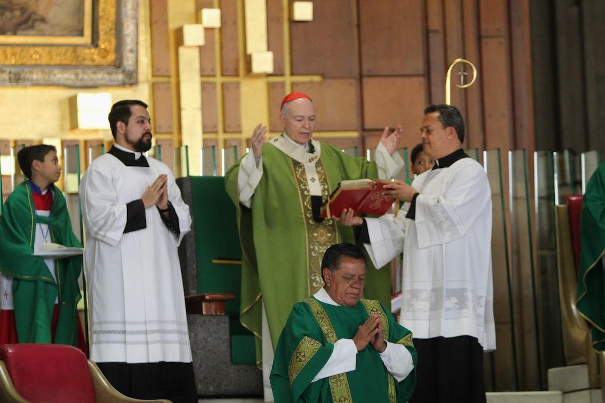 Cardenal Carlos Aguiar Retes / Foto: INGB